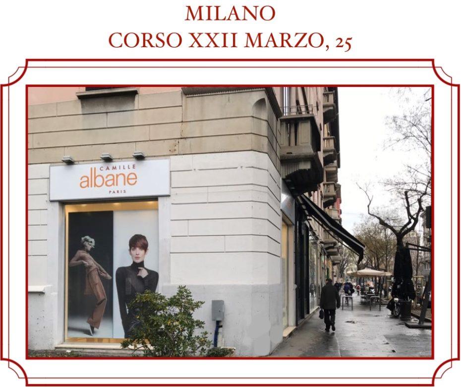 Camille Albane Milano